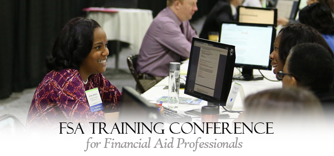 FSA Financial Aid Training Conference